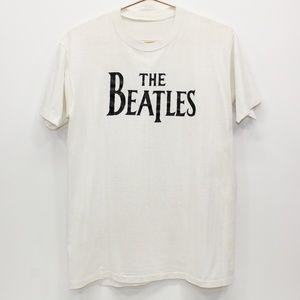Vintage The Beatles Single Stitch T-Shirt